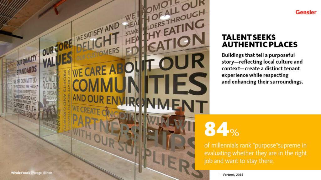 talent seeks authentic places